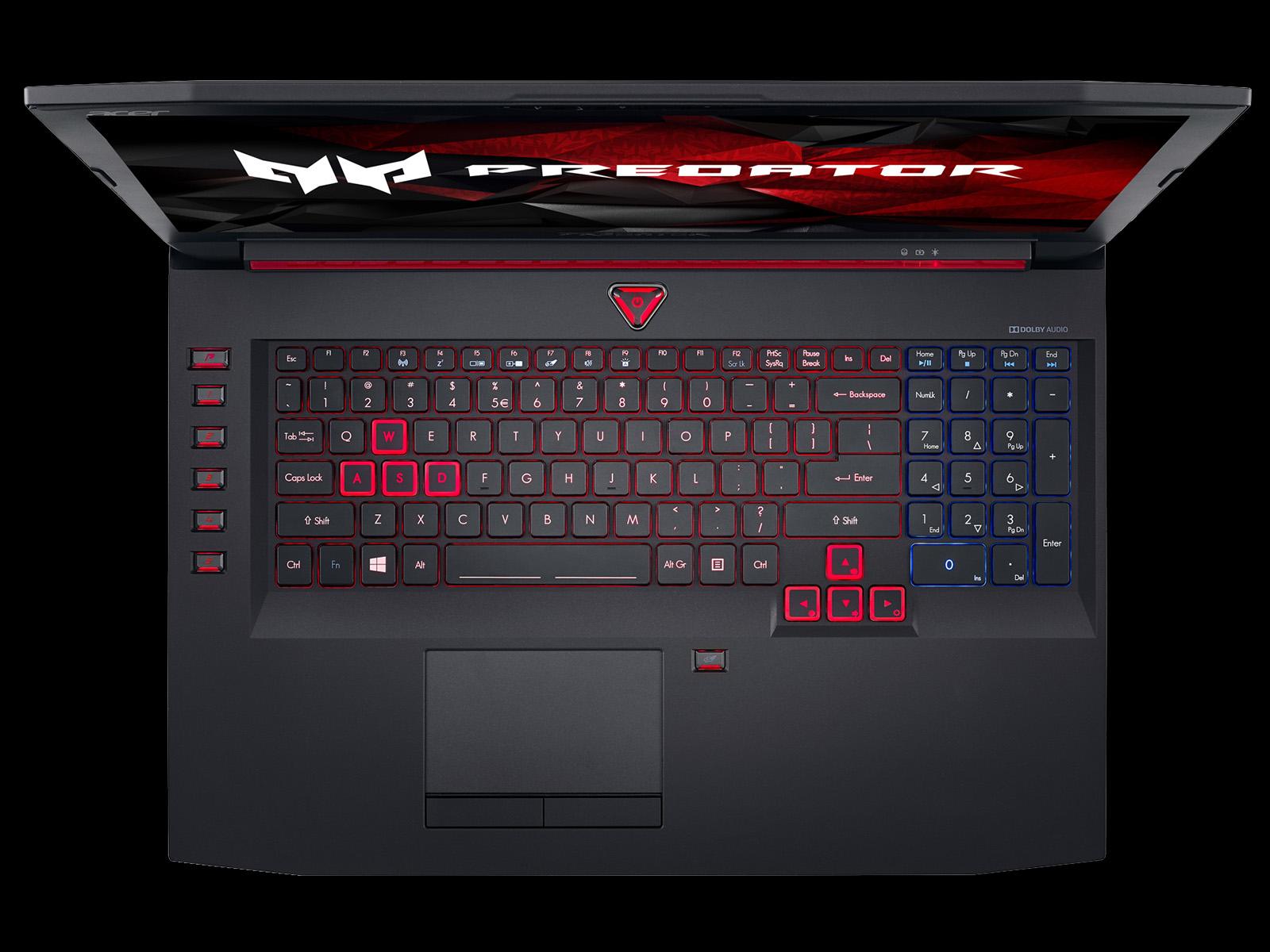 Acer Predator 17 G9 793 Nhq17ep004 Q17ep004 Nh