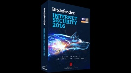 BitDefender Internet Security 2016 BDIS-K-1Y-3D