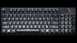 CM Storm Masterkeys Pro M White LED SGK-4080-KKCR1-US