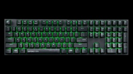CM Storm MasterKeys Pro L GeForce GTX SGK-4070-NVCR1 (MX Red)