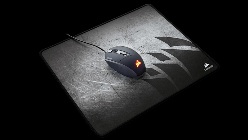 Corsair MM300 Anti-Fray Cloth Mouse Mat Medium CH-9000106-WW