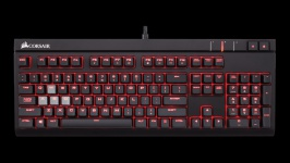 Corsair Strafe Cherry MX Red CH-9000088-NA