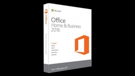 Microsoft Office Home & Business 2016 PL MLK T5D-02439