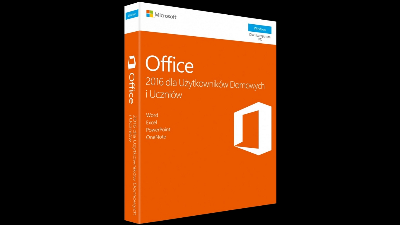 Microsoft Office Home & Student 2016 PL 79G-05037