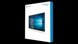 Microsoft Windows 10 Home 64-bit PL DVD KW9-00129