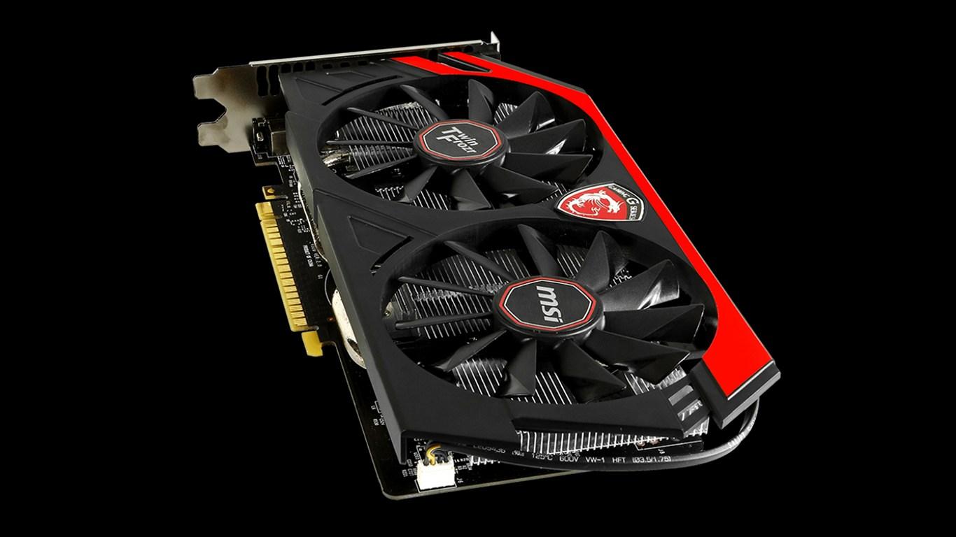 Msi Geforce Gtx 750 Ti Gaming N750ti Tf 2gd5 Oc 2gb Twin Frozr