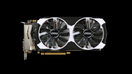 MSI GeForce GTX 960 2GD5T OC 912-V320-006