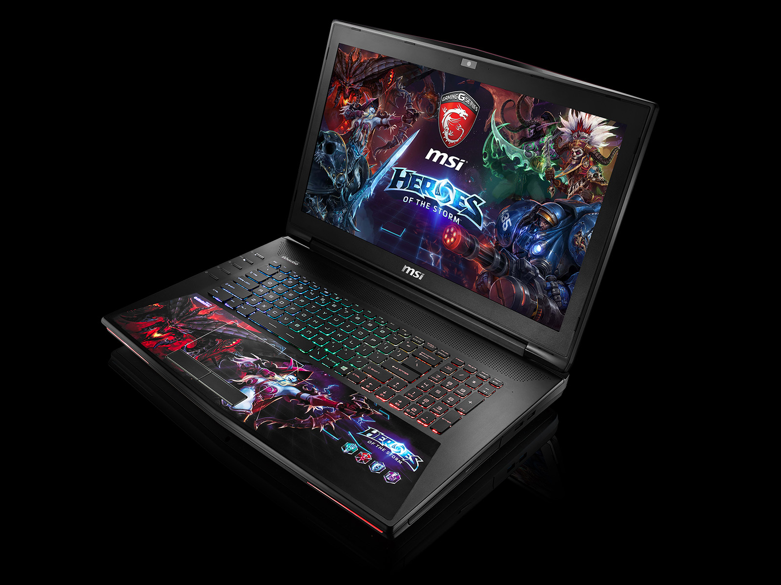 MSI GT72S 6QE-209PL HotS Edition