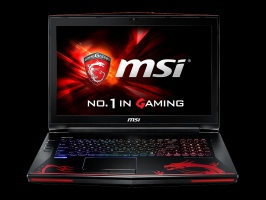 MSI GT72S 6QF-017PL Dragon Edition