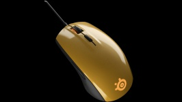 SteelSeries Rival 100 Alchemy Gold 62336