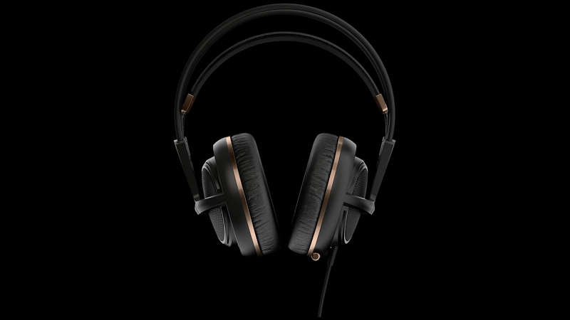 SteelSeries Siberia 200 Alchemy Gold 51134