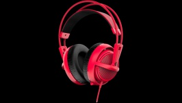 SteelSeries Siberia 200 Forged Red 51135