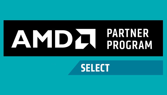 Certyfikat AMD partner program select dla GameRagon.pl