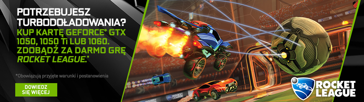 Promocja Summer GTX - Rocket League w GameRagon.pl